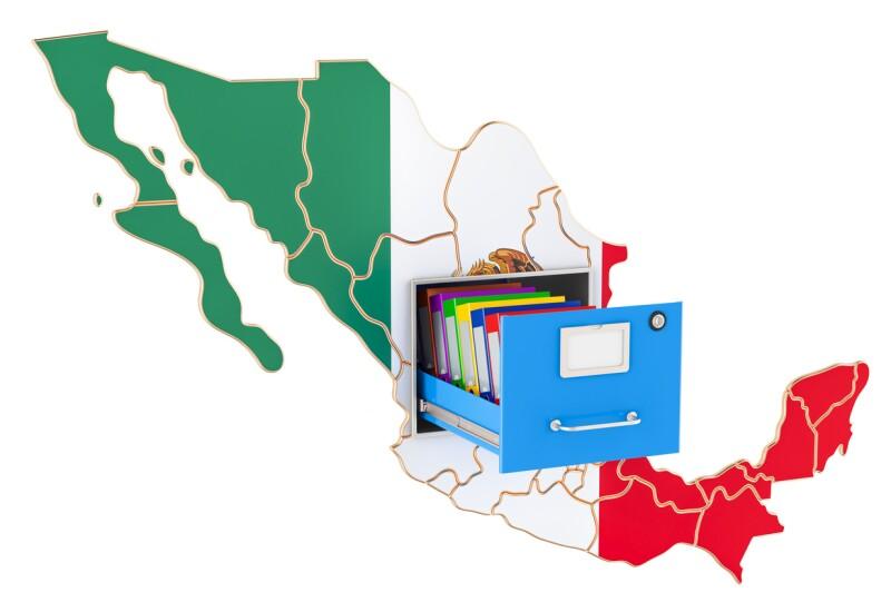 Mapa México