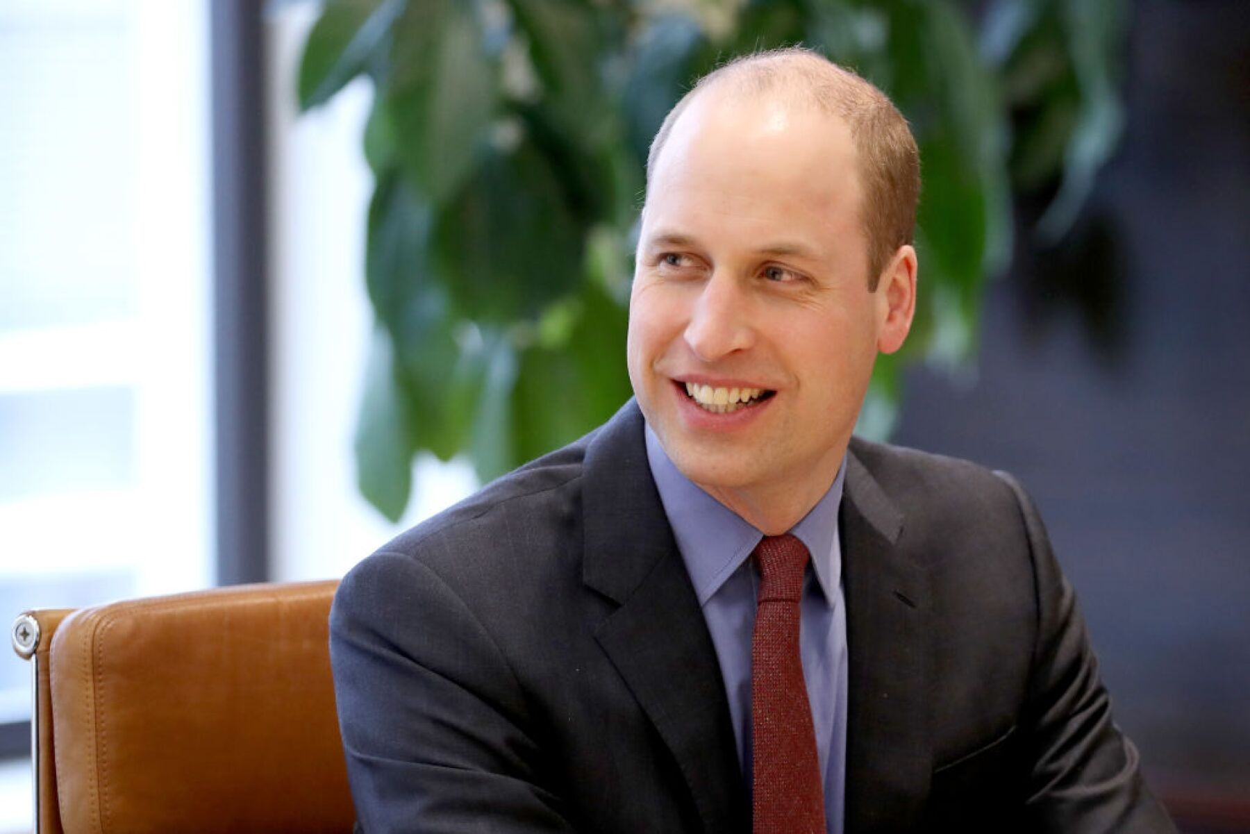 The Duke Of Cambridge Introduces New Workplace Mental Health Initiatives