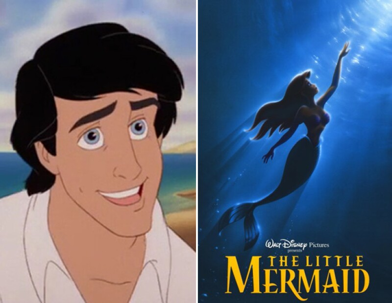 Eric de The Little Mermaid