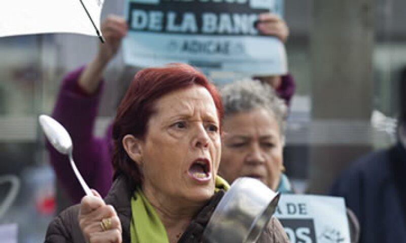 Los trabajadores sindicalizados se oponen  a las reformas laborales de Gobierno de Mariano Rajoy. (Foto: AP)