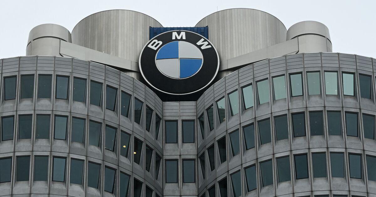 BMW gana 7,600 mde en primer semestre y advierte de impacto por escasez de chips