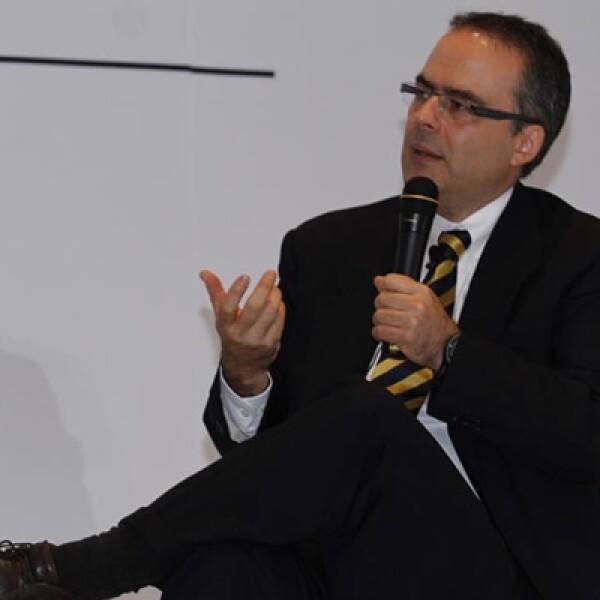 """""""¿Cómo país, qué vamos a hacer para innovar?"""", cuestionó el director del Instituto Mexicano para la Competitividad."""