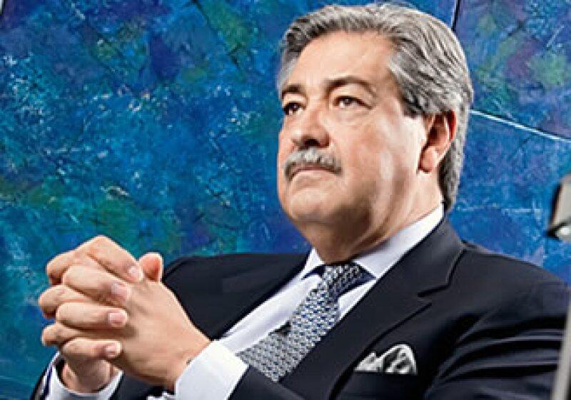 Rodolfo Elizondo, secretario de Turismo, se enfrenta a una desafortunada combinación de sucesos negativos. (Foto: Alfredo Pelcastre / Mondaphoto)
