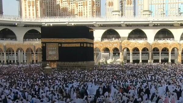 La amenaza del coronavirus se cierne sobre la peregrinación a La Meca