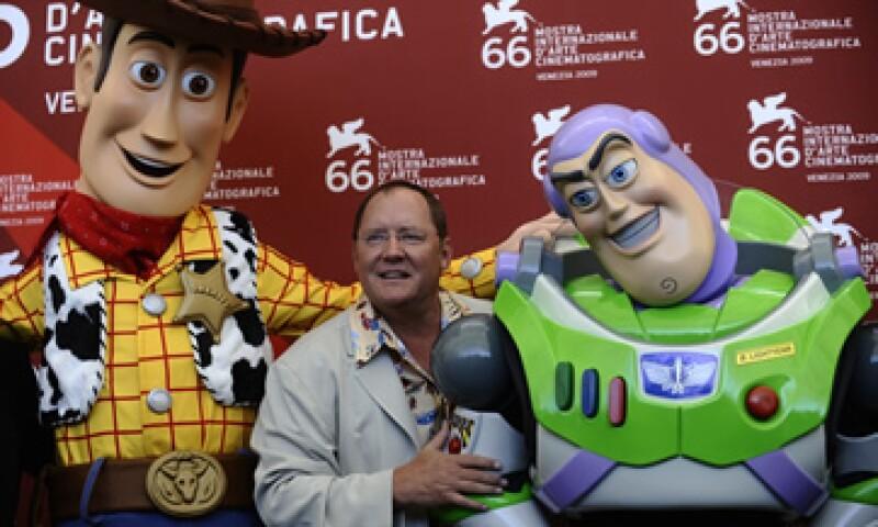 Toy Story 4 dirigida por John Lasseter se estrenará en 2017. (Foto: AFP )