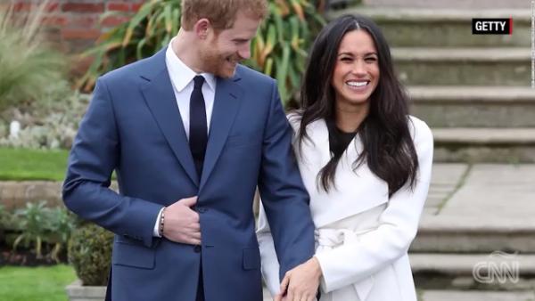 Estos son los números de la boda entre el príncipe Enrique y Meghan Markle
