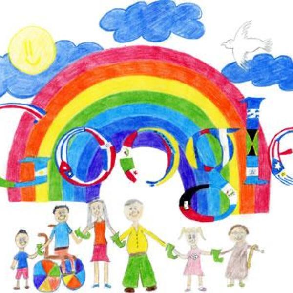 dibujo concurso google