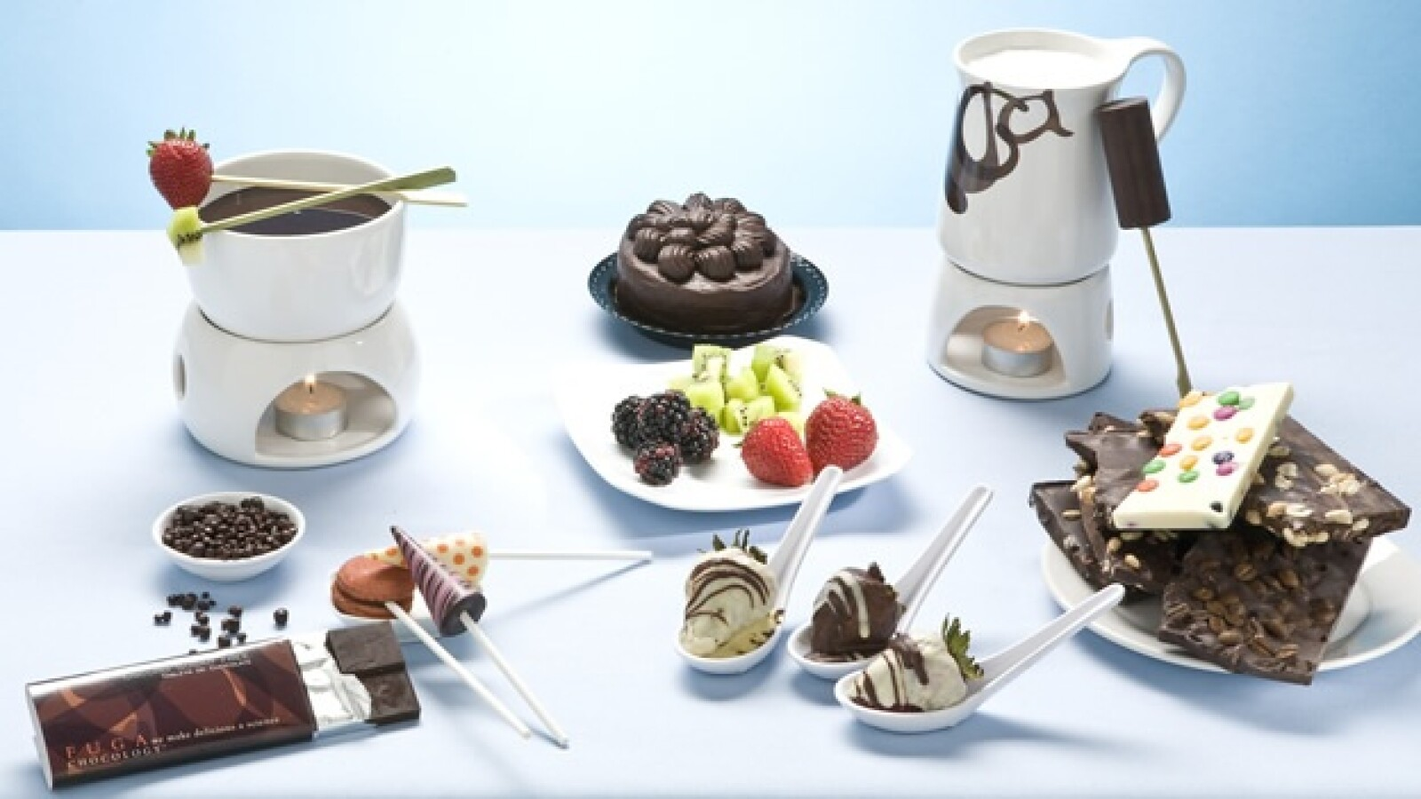 La revista Balance presenta 8 formas diferentes de disfrutar el chocolate.
