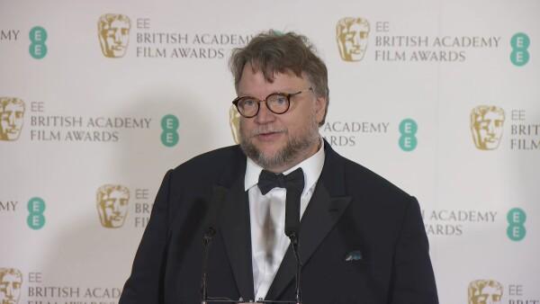 Guillermo del Toro y 'Tres anuncios en las afueras' triunfan en los Bafta