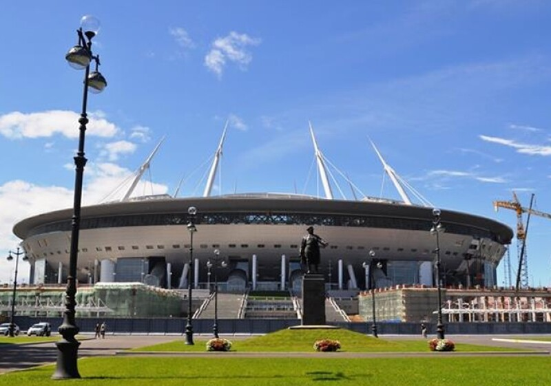 san petersburgo estadio