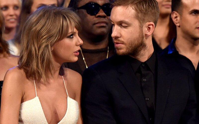 Desde hace unos días comenzaron a surgir los rumores de que posiblemente Taylor y Calvin habían terminado, pero él mismo ha desmentido tales especulaciones.