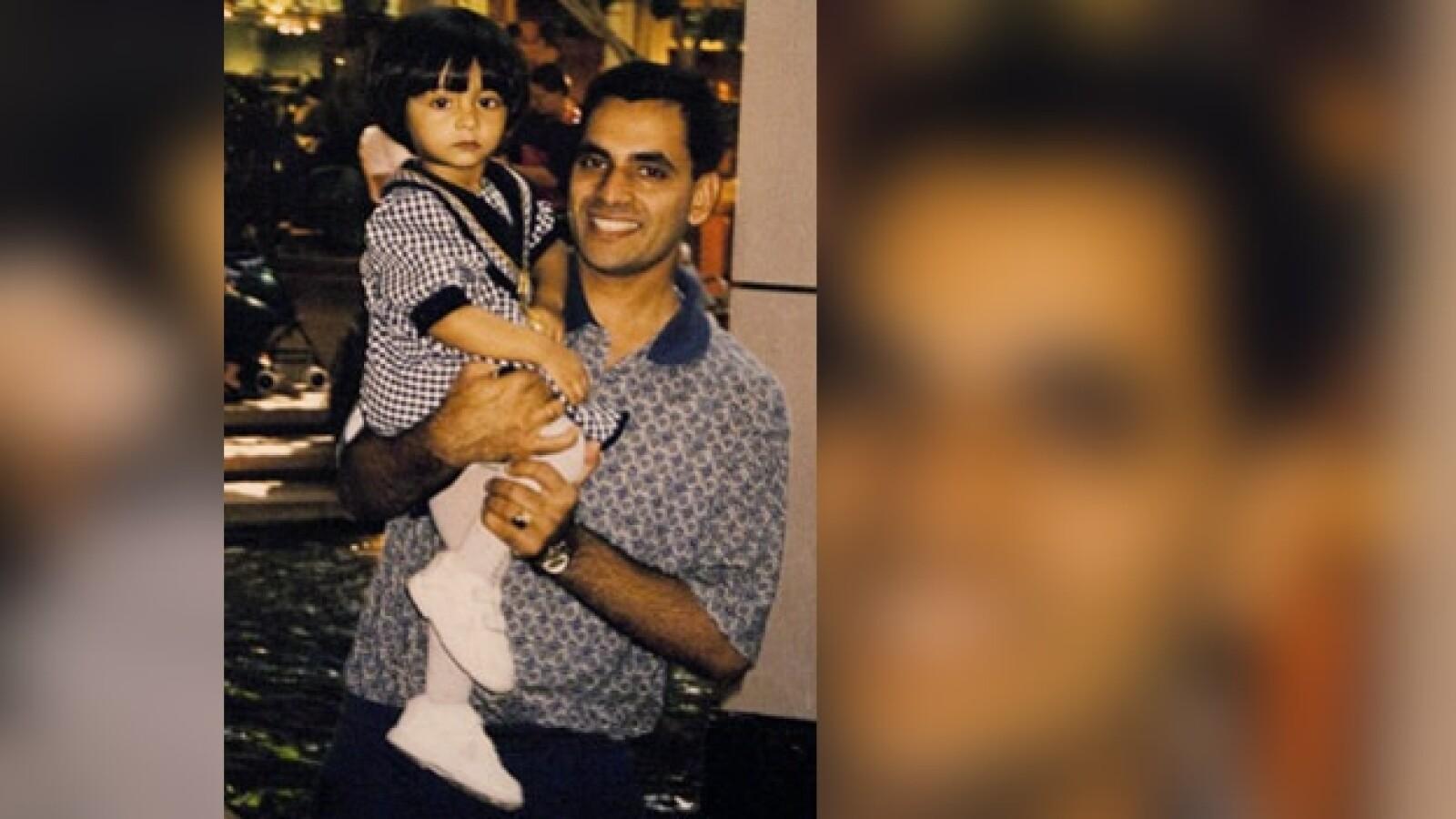11-S - familia musulmana - padre e hija