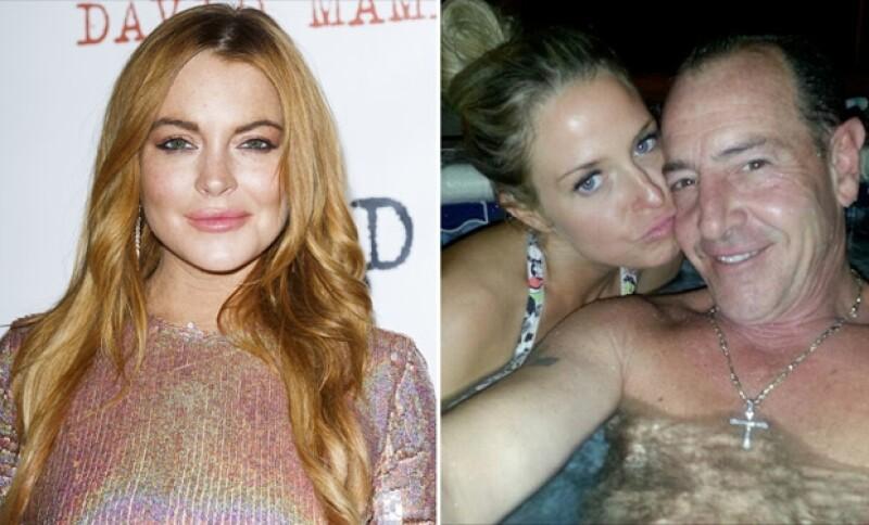 Michael Lohan se casó con Kate Major en una boda íntima, misma a la que Lindsay y sus hermanos no fueron invitados.
