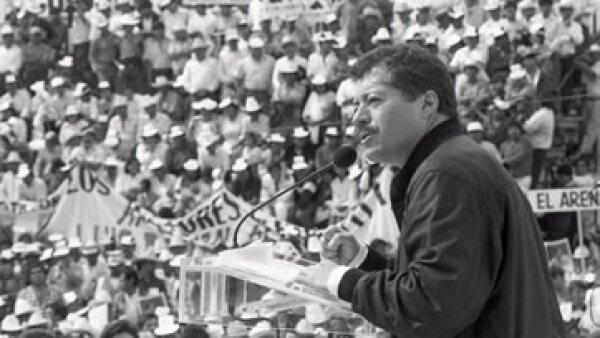 Este domingo se cumplen 20 años del asesinato del excandidato presidencial Luis Donaldo Colosio. (Foto: Cuartoscuro)