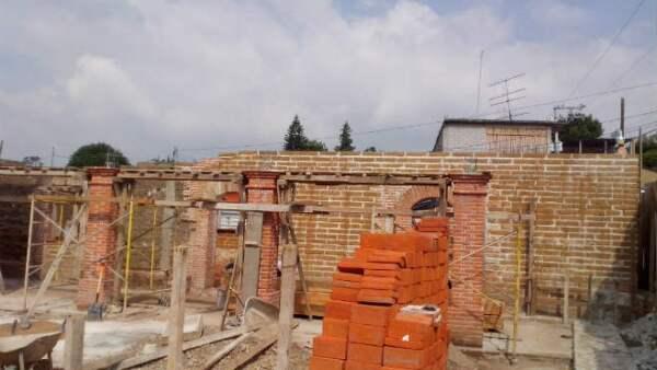 Casa de Cultura San Andrés Zautla, restauración