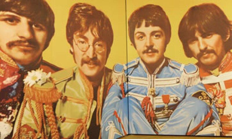 La cinta, que contiene 10 canciones, fue registrada el 1 de enero de 1962 en los estudios Decca. (Foto: AP)
