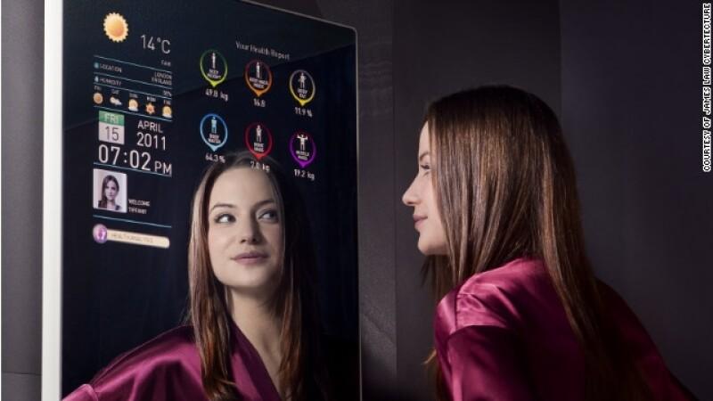 Cybertecture Mirror