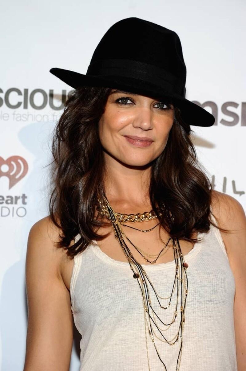 La popular actriz cree que su trabajo debe prevalecer encima de su matrimonio con Tom Cruise.
