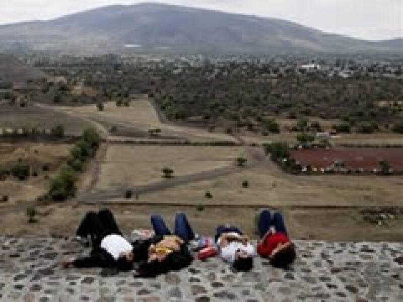 El INAH apuesta por la arqueología para recuperar el turismo.  (Foto: AP)