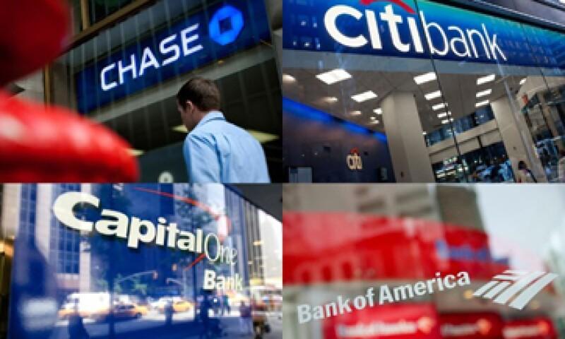 Chase, Bank of America y Citibank controlan el 60% del mercado bancario en NY. (Foto: Getty Images)