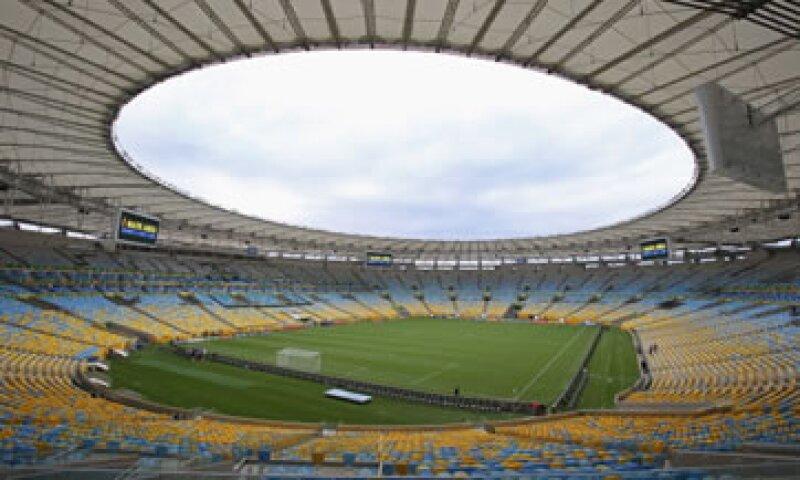 El mítico inmueble fue sede de la final de la Copa del Mundo de 1950, donde Uruguay derrotó a Brasil. (Foto: Getty Images)