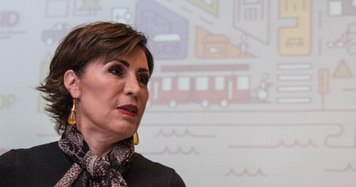 Juez rechaza suspender el proceso contra Rosario Robles