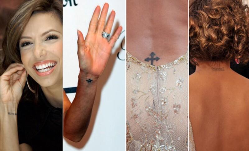 Eva ha sido influenciada por Pepe Bastón para erradicar sus tatuajes.