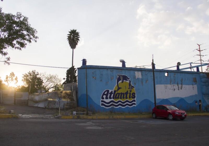 atlantis chapultepec