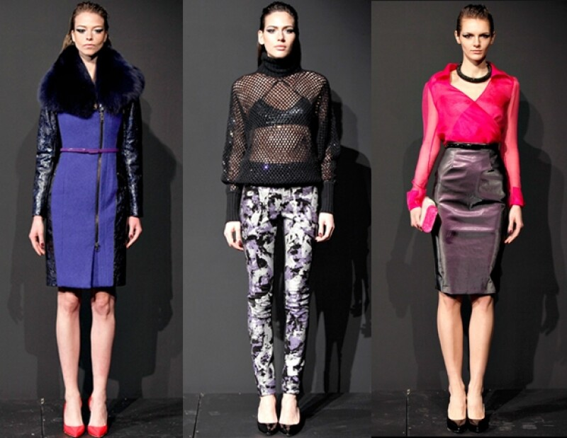Conoce las nuevas tendencias para peinados que se presentaron dentro de la plataforma de moda New York Fashion Week.