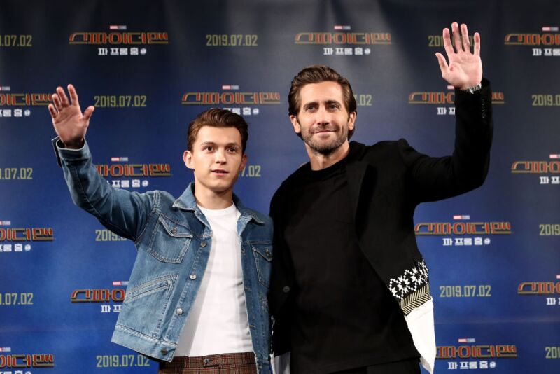 'Spider-Man: Far From Home' South Korea Premiere - Press Conference
