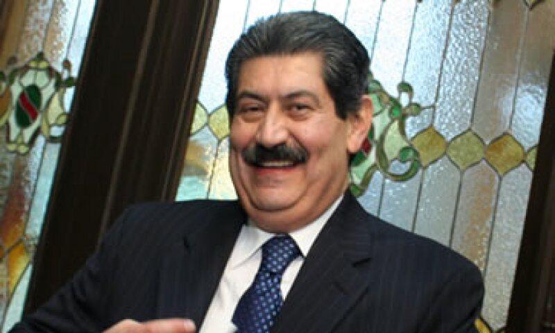 Roberto del Cueto ocupará un lugar en la Junta de Gobierno del Banxico hasta 2022. (Foto: Cuartoscuro )