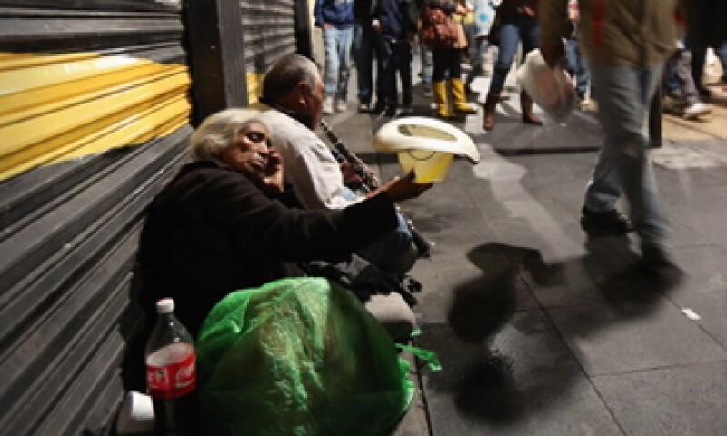 Al principio, 400 municipios de México serán beneficiados por la Cruzada contra el Hambre. (Foto: Getty Images)