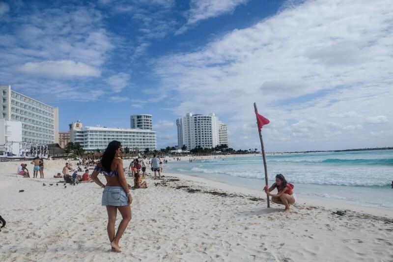 Coparmex turismo Ten Maya gobierno federal