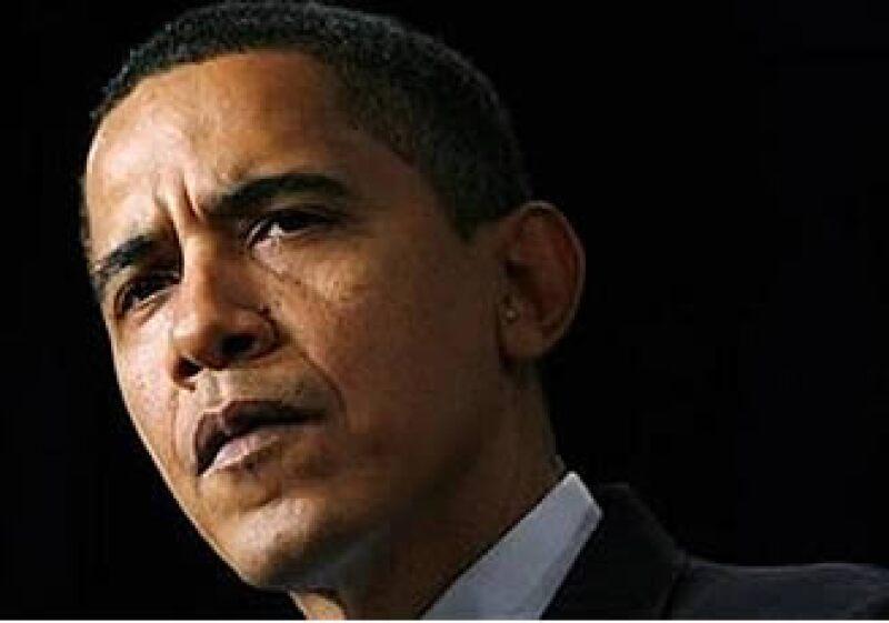 Barack Obama, presidente de Estados Unidos, considera que los bancos no han mostrado remordimientos por los riesgos que han adquirido desde antes de la debacle financiera. (Foto: Reuters)