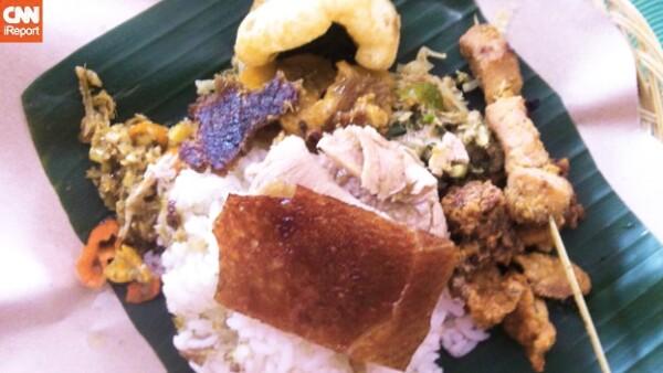 carne de cerdo Indonesia