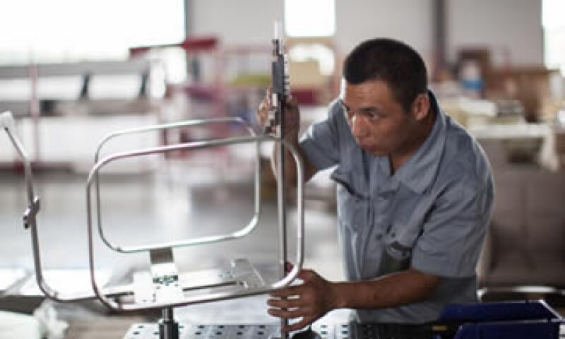 La manufactura china se debilitóen momentos en que el pais realiza reformas audaces.    (Foto: Getty Images)