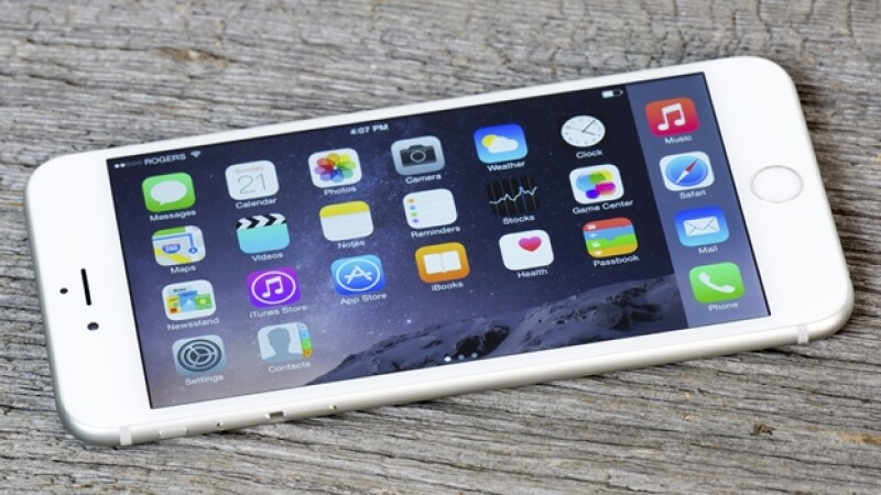 iPhone 6 Apple software