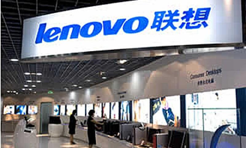 Lenovo tiene un valor de mercado de 8,200 millones de dólares. (Foto: AP)