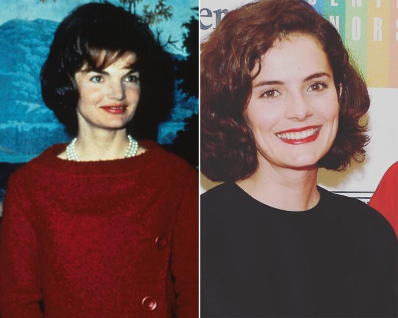 Jacqueline Kennedy y Rose Schlossberg