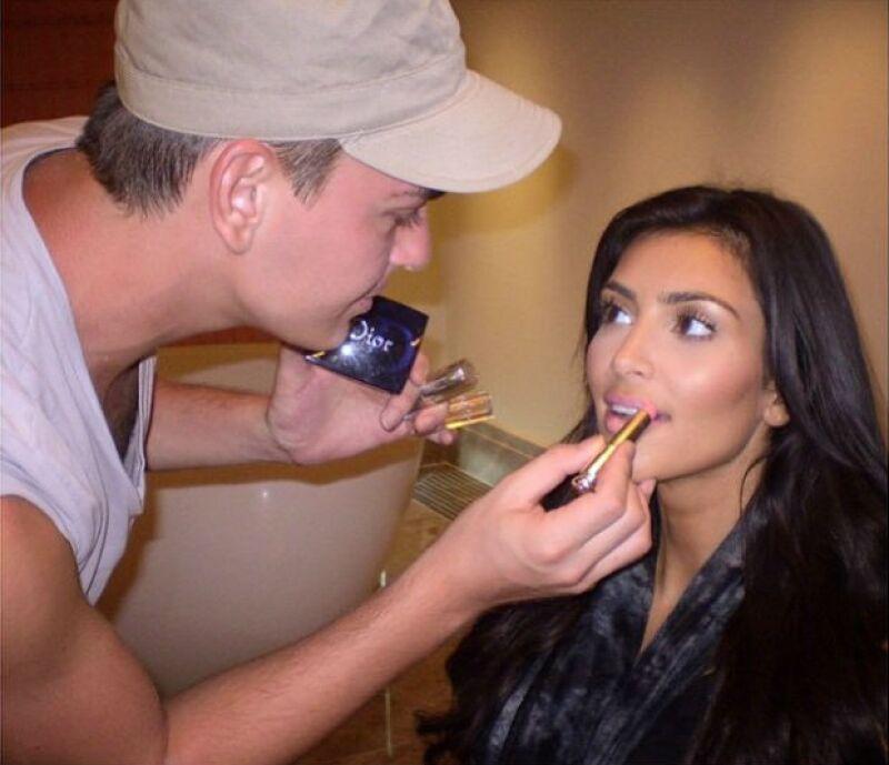 Mario Dedivanovic es uno de los consentidos de Kim Kardashian.
