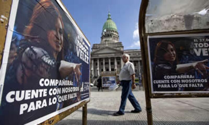 El Gobierno argentino intervino el lunes a YPF, la mayor petrolera del país. (Foto: AP)