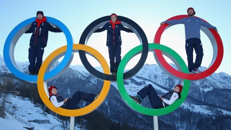sochi olimpicos de invierno aros