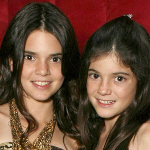 Kendall y Kylie Jenner.