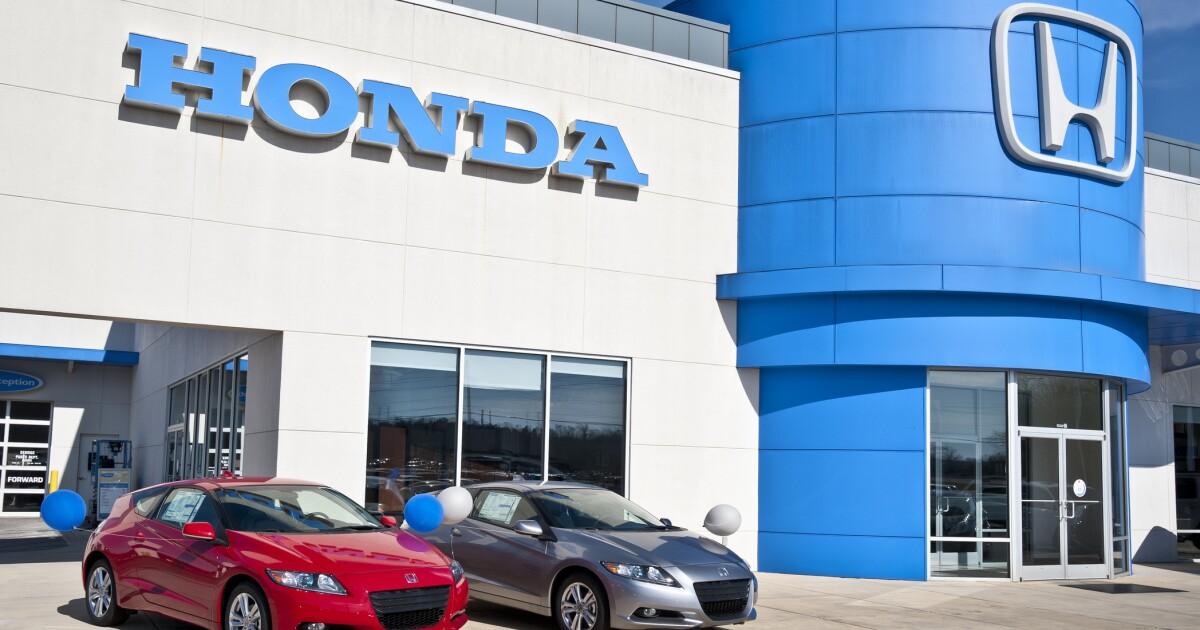 Honda solo venderá autos eléctricos en Norteamérica a partir de 2040