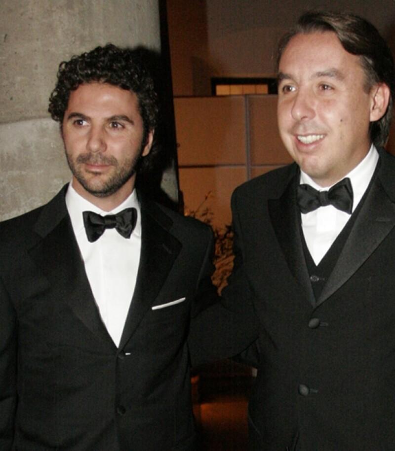 """El CEO de Televisa, hizo alusión a que la actriz y el Presidente de Contenidos de Televisa podrían ser pareja en una imagen compartida en Instagram la cual tituló: """"Mr. and Mrs. B""""."""