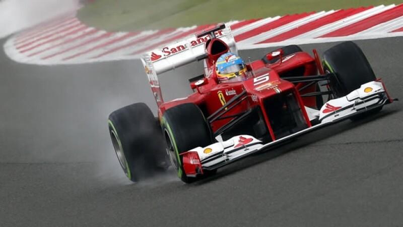 Fernando Alonso GP Gran Bretaña