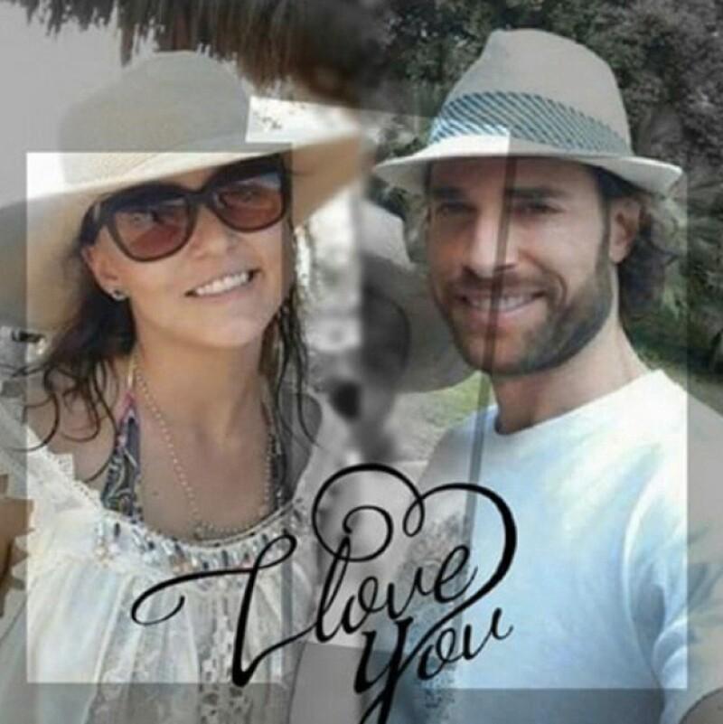 La pareja se ha consentido las últimas semanas con románticos viajes, uno de ellos a Cozumel, donde tuvieron la oportunidad de bucear.