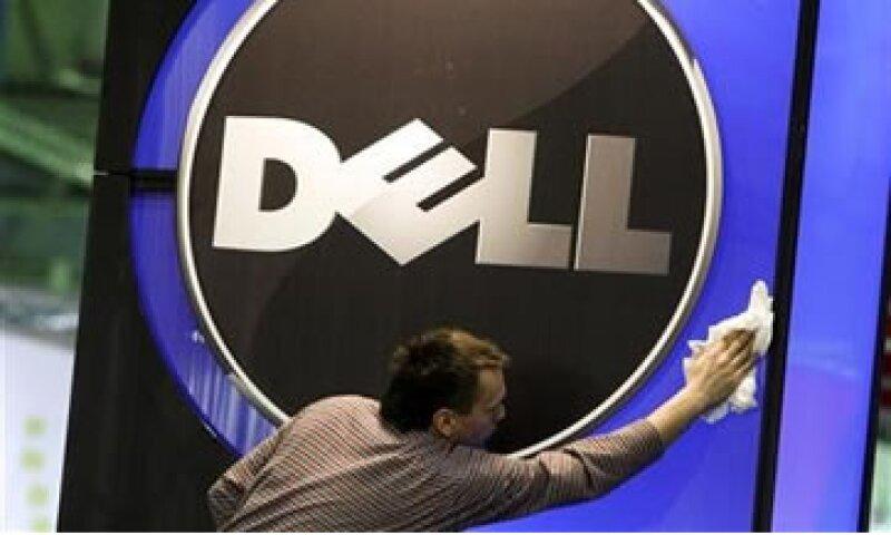 Las acciones de Dell ganan casi 2% cerca de media jornada.  (Foto: Reuters)