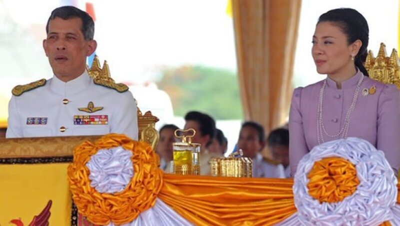 Avergonzada después de que siete familiares suyos fueran detenidos por hacer fortuna aprovechando conexiones, Srirasmi Akrapongpreecha renunció a su título de princesa.