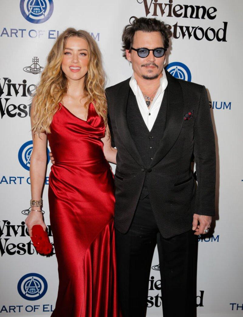 El actor llega hoy a los 53 años en medio de una tormentosa situación: la muerte de su mamá, el proceso de divorcio de Amber Heard y el fracaso de su más reciente cinta.